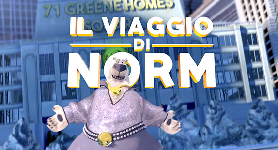 Il viaggio di Norm