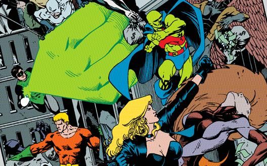 Justice League America: Anno Uno