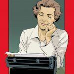 ¤ Angela Giussani da fumettista a mito