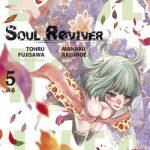 ¤ Planet manga presenta Soul Reviver 5