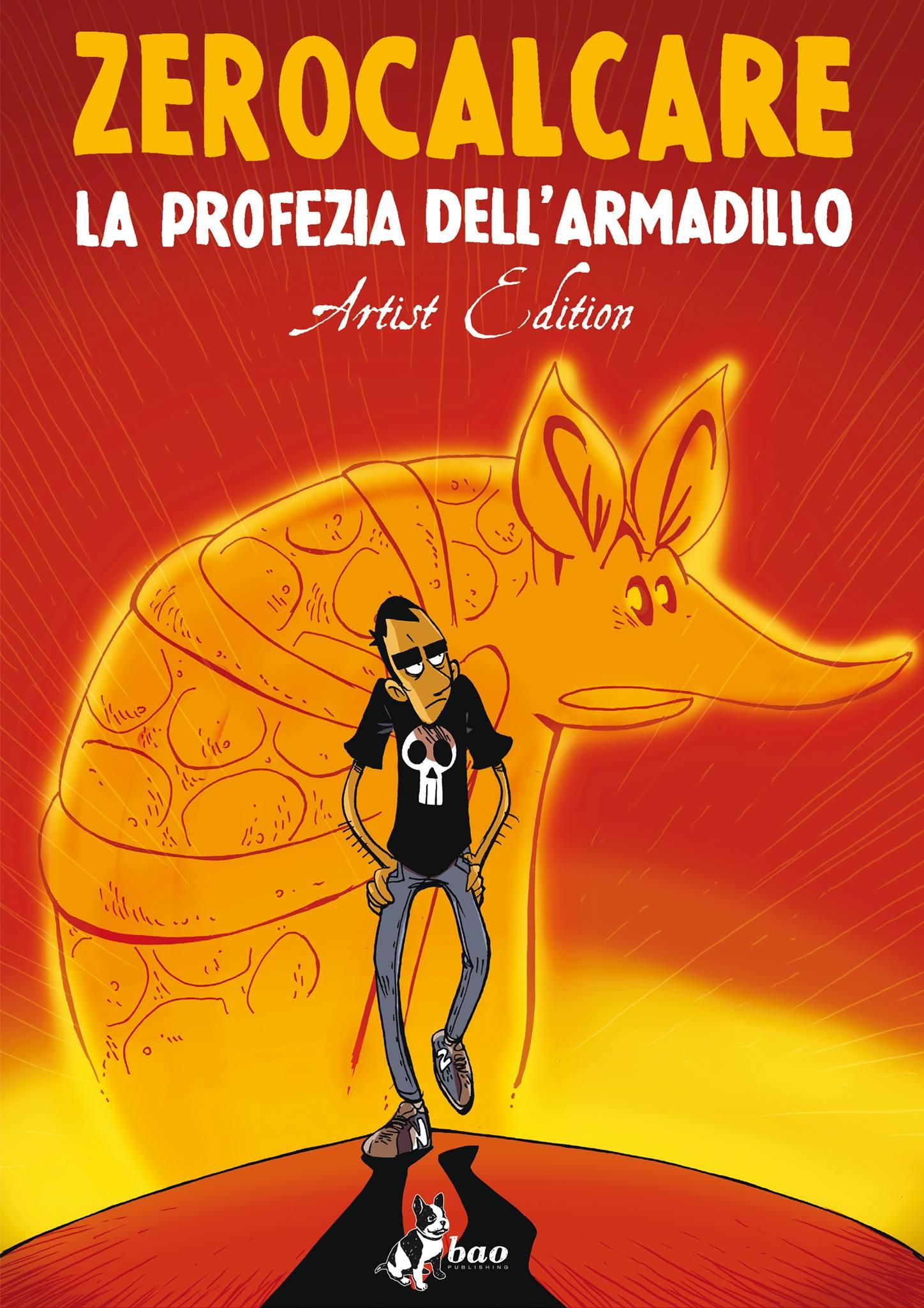 La profezia dell'armadillo - Artist Edition