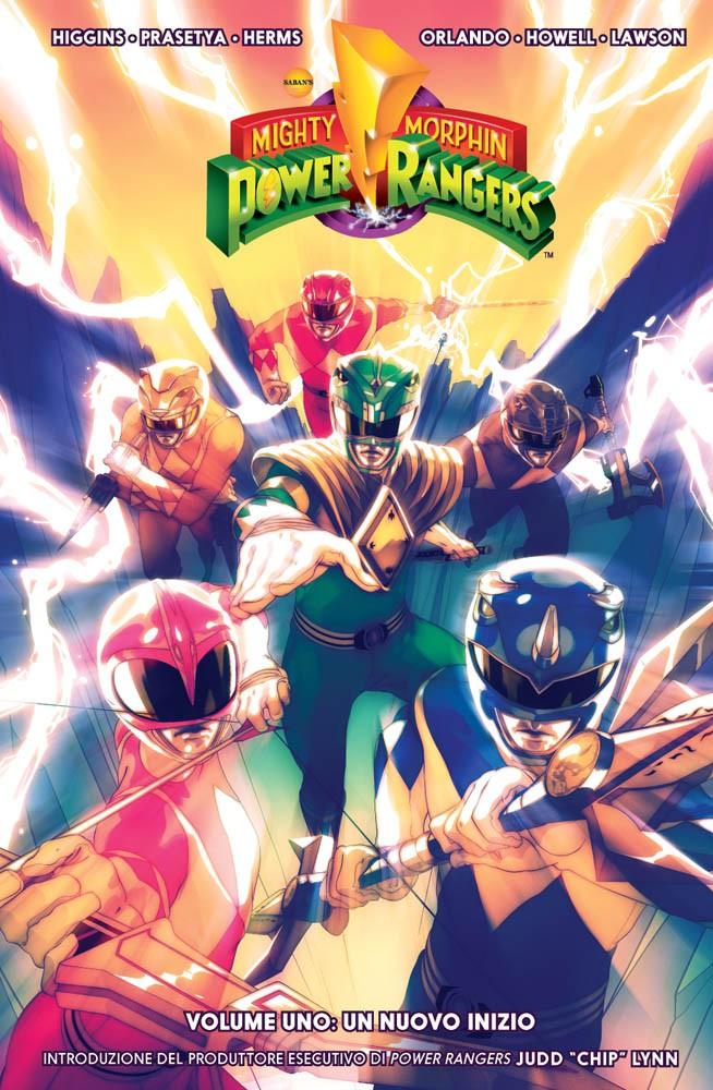 Mighty Morphin Power Rangers 1 Un Nuovo Inizio