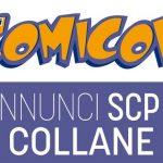 ¤ Tutti gli annunci SCP e collane Star Comics del Napoli Comicon 2017