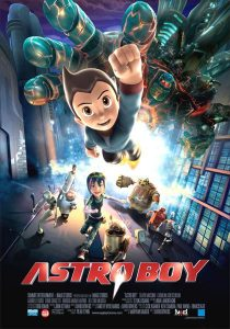 "Poster for the movie ""Astro Boy"""