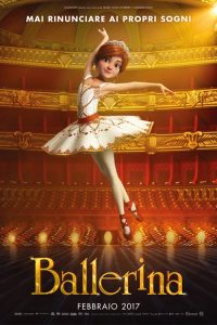 "Poster for the movie ""Ballerina"""