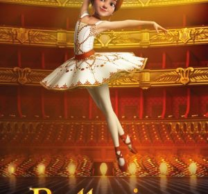 """Poster for the movie """"Ballerina"""""""
