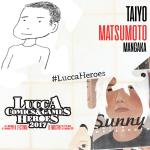 ¤ JPop ospiterà Taiyo Matsumoto a Lucca Comics & Games 2017