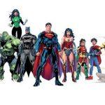 ¤ RW Lion presenta i cofanetti della Rinascita degli eroi DC Comics