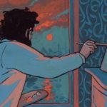 """¤ Mondadori Comics presenta Monet, nomade della luce per la collana """"Ritratti"""""""