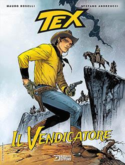 Tex Romanzi a Fumetti N° 6