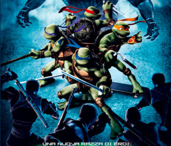 "Poster for the movie ""TMNT"""