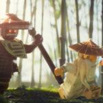 ¤ Arriva la terza clip italiana di Lego Ninjago – Il film