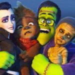 ¤ Ecco il primo Manifesto italiano di Monster Family