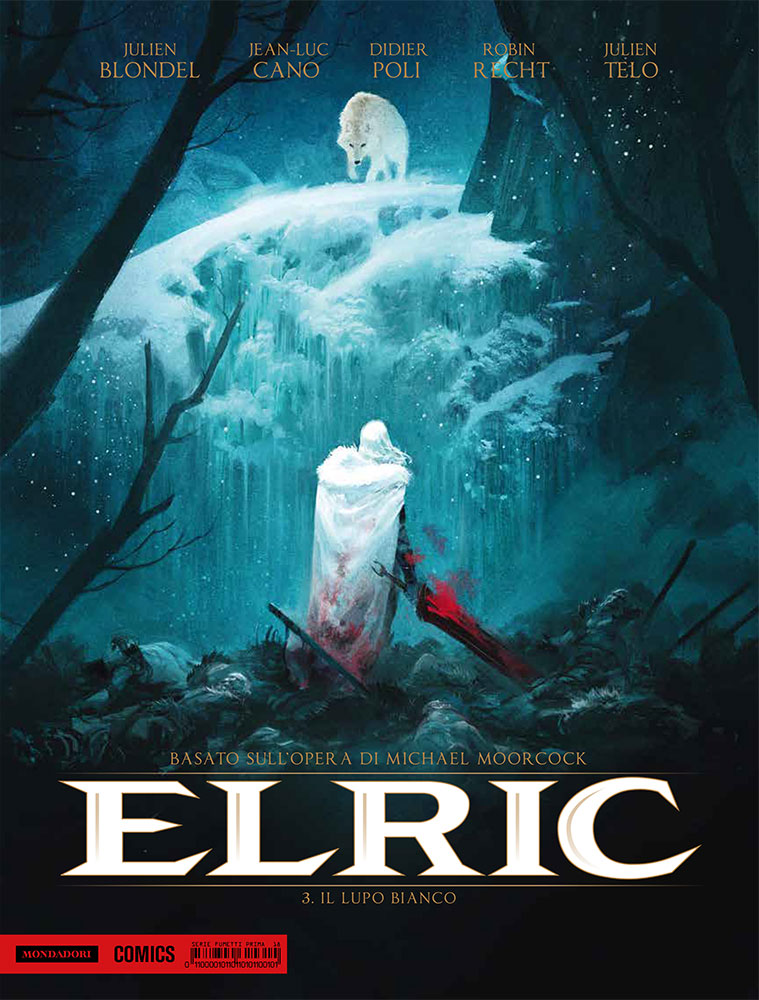 Elric – Il lupo bianco