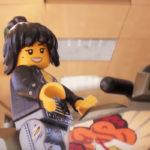 ¤ Svelata la prima clip italiana di Lego Ninjago – Il film