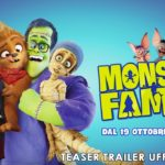¤ Svelato il primo trailer italiano di Monster Family
