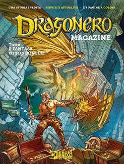 dragonero magazine