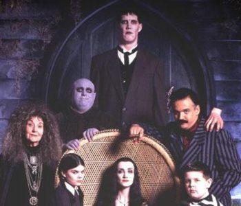 La nuova famiglia Addams