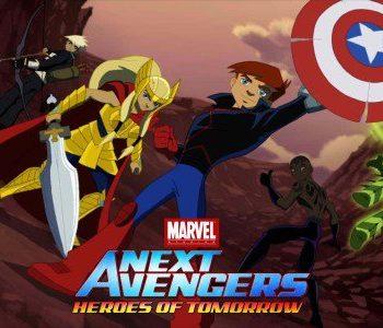 Next Avengers - Gli eroi di domani