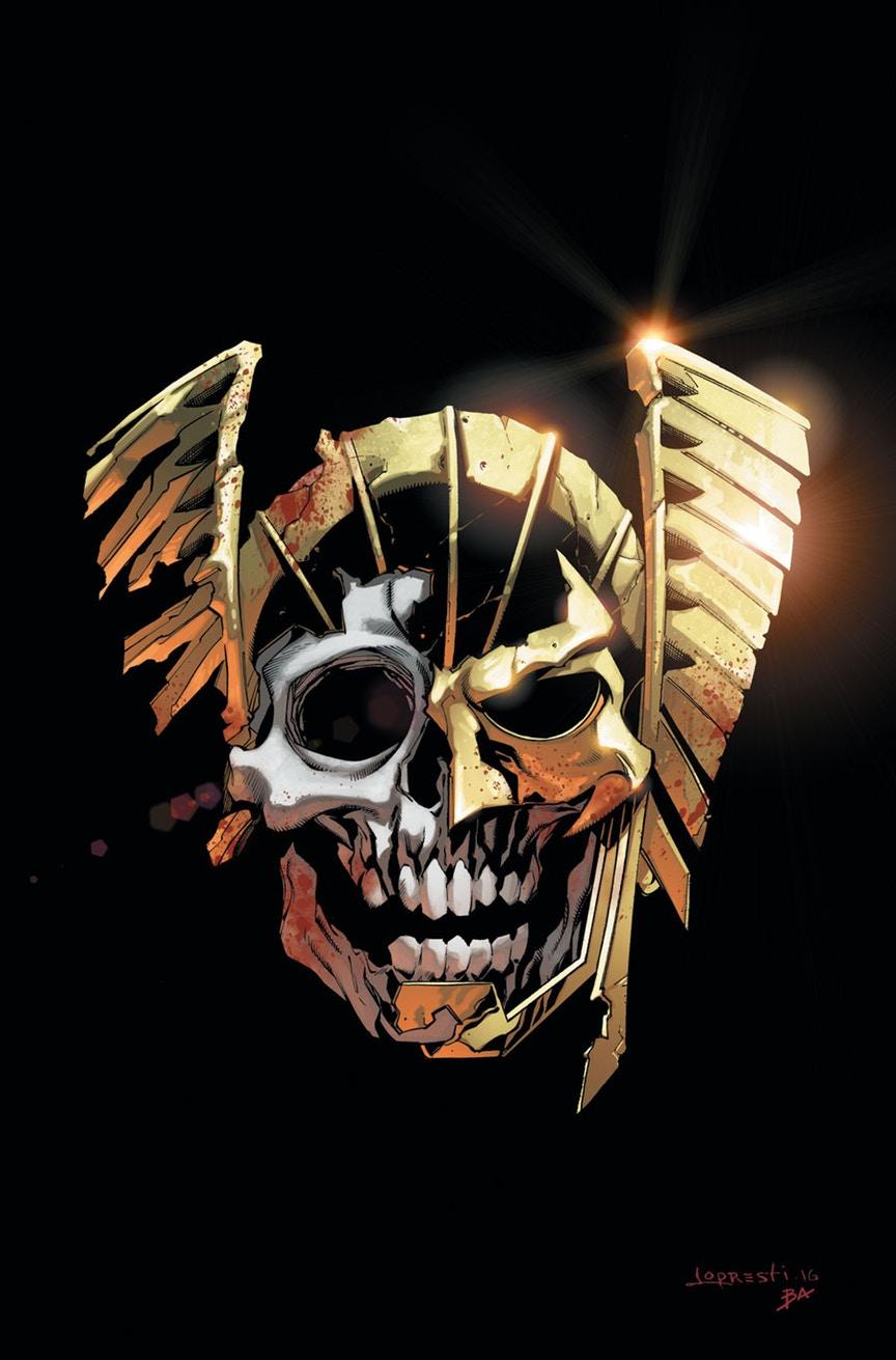 La Morte di Hawkman