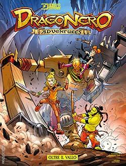 dragonero adventurs