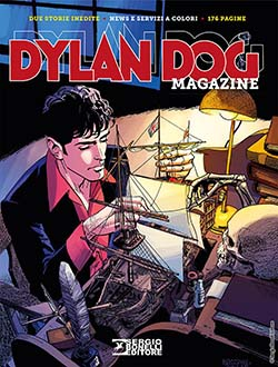 dylan dog magazine 2018