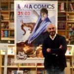¤ Tanino Liberatore firma il Manifesto di Etna Comics 2018