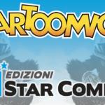 ¤ Tutti gli annunci della Star Comics al Cartoomics 2018