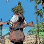 ¤ Mondadori Comics presenta Robinson Crusoe
