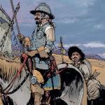 ¤ Mondadori Comics presenta Don Chisciotte