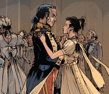 Mondadori Comics presenta Guerra e Pace – parte prima