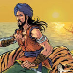 ¤ Mondadori Comics presenta Sandokan. La tigre della Malesia