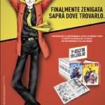 ¤ Corriere dello Sport e Tuttosport ci propongono il manga di Lupin III