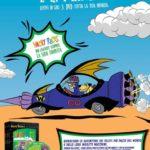 ¤ Il Corriere dello Sport porta i DVD del Wacky Races – Le Corse Pazze in edicola