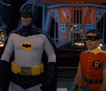 Supereroi per caso: Le disavventure di Batman e Robin