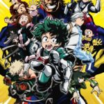 ¤ Star Comics annuncia la messa in onda di MY HERO ACADEMIA su ITALIA 2