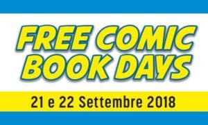 FREE COMIC BOOK DAYS