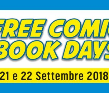 FREE COMIC BOOK DAYS