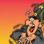 ¤ Mondadori Comics presenta Sturmtruppen – Edizione integrale a colori!