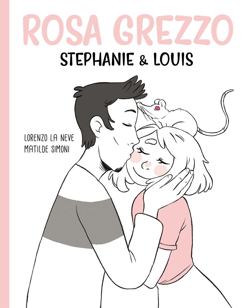 Rosa Grezzo – Stephanie & Louis