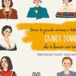 ¤ Hop Edizioni presenta Storie di grandi uomini e delle Grandi Donne che li hanno resi tali