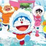 Recensione Doraemon il film - Nobita e la grande avventura in Antartide