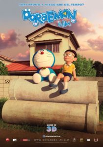"Poster for the movie ""Doraemon - Il film"""