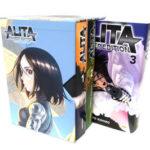 ¤ Planet Manga presenta Alita Panzer Edition
