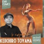 ¤ Keiichiro Toyama sarà ospite d'onore di Etna Comics 2019