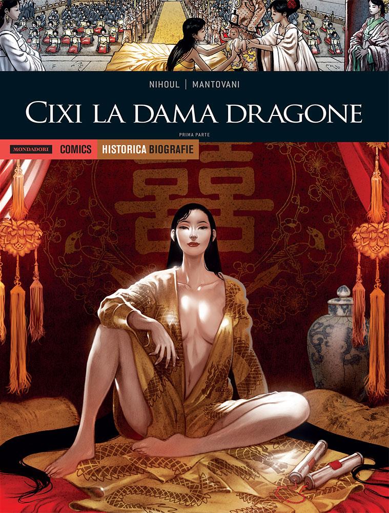 Cixi la dama dragone