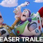 ¤ Ecco il teaser trailer internazionale di Toy Story 4