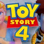 ¤ Pubblicato un poster internazionale di Toy Story 4