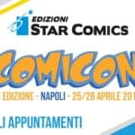 ¤ Star Comics ci invita al Comicon 2019
