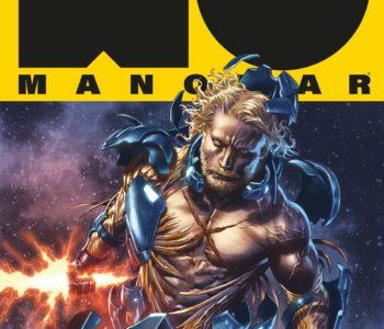 X-O MANOWAR NUOVA SERIE